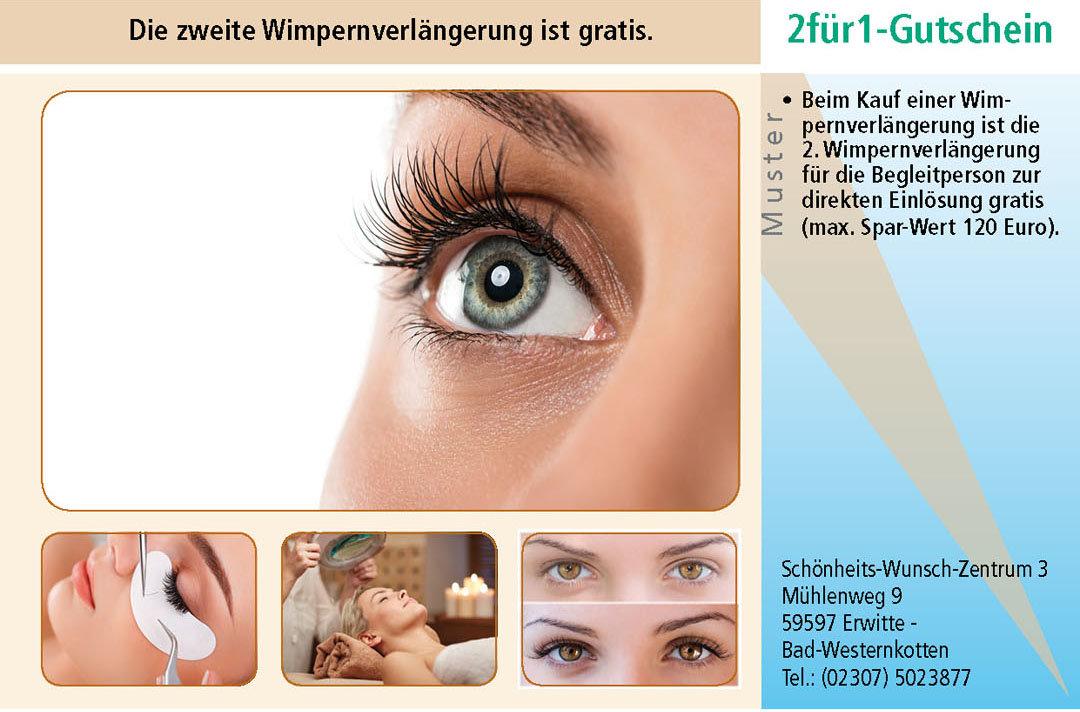Wellness Gutschein Ruhrgebiet Schönheits-Wunsch-Zentrum