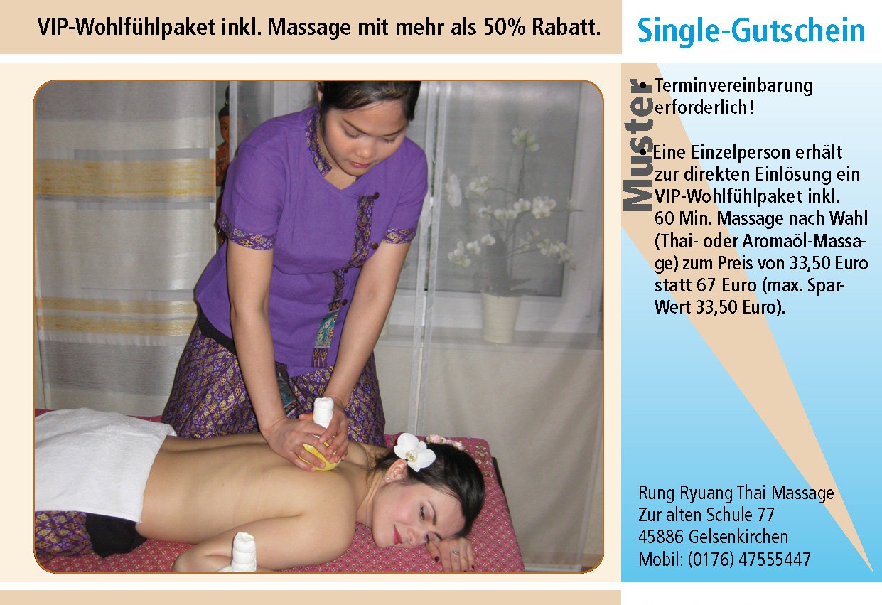 2für1 Gutschein Ruhrgebiet Rung Ryuang Thai Massage  Gelsenkirchen.jpg
