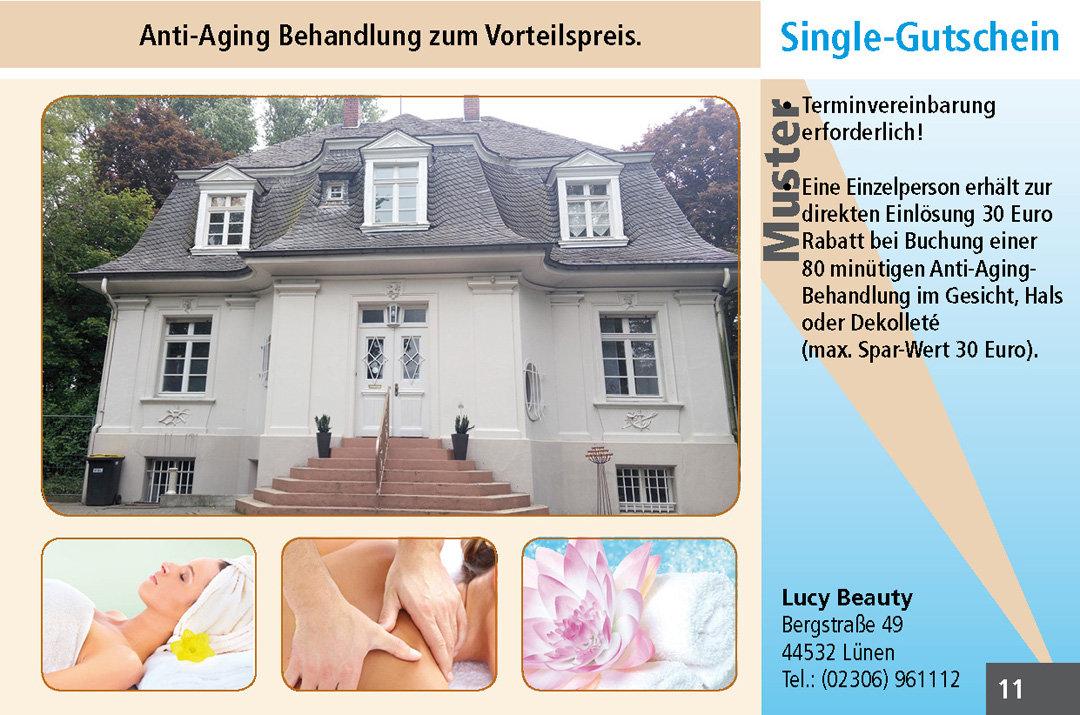 Massage Gutschein in Dortmund Ruhrgebiet