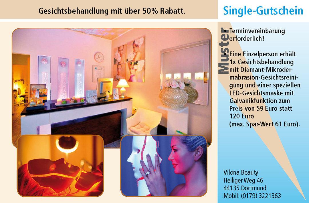 2 für1 Wellness Gutschein im Ruhrgebiet